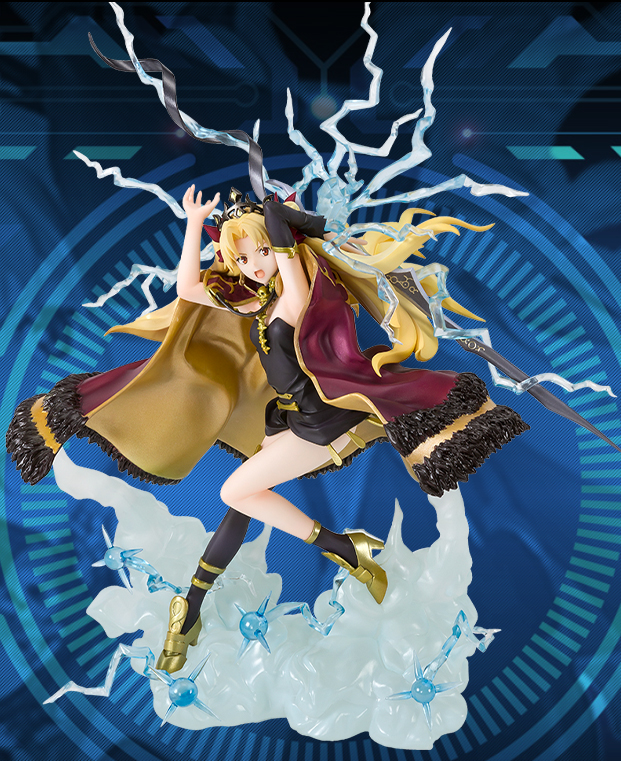 Figuarts ZERO Ereshkigal de Fate/Grand Order, Tamashii Nations.