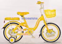 Sepeda Anak Pacific Rossini Mini 18 Inci