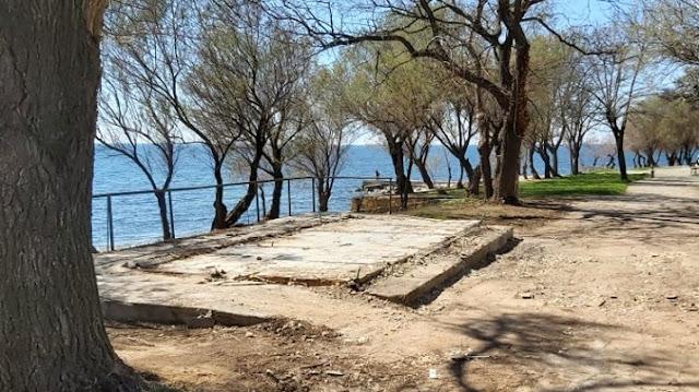 Αλεξανδρούπολη: Κατεδαφίστηκε ο οικίσκος WC στο πάρκο της «Αργώ»
