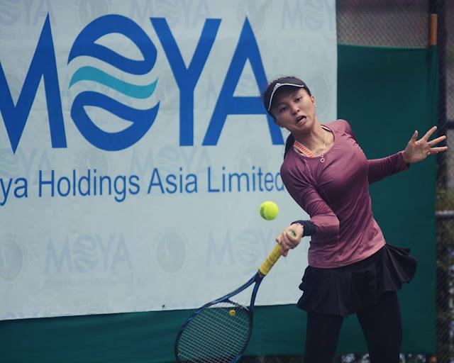 Moya Open: Tumbangkan Unggulan Kedua, Ana Melaju ke Final