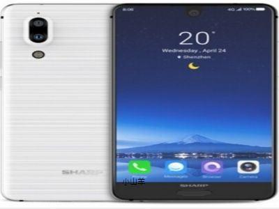 夏普AQUOS S2手機