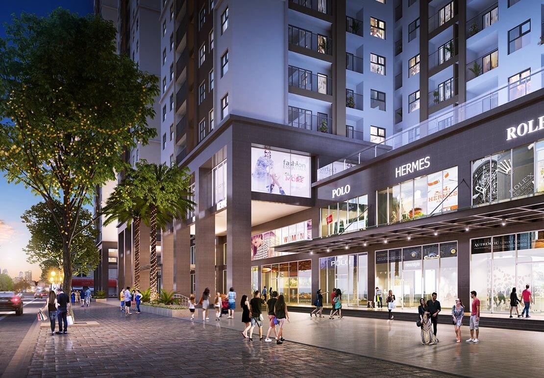 Trung tâm thương mại dự án 79 Ngọc Hồi