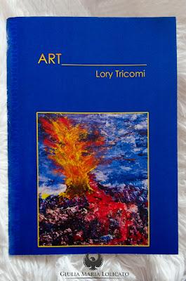 Art - Lory Tricomi (catalogo di dipinti e poesie) - CDB, Impaginazione, grafica, fotoritocco