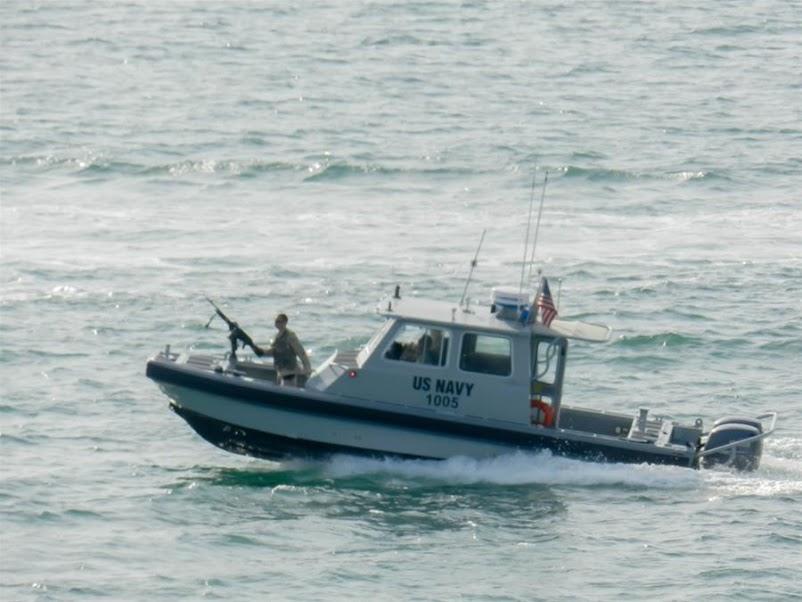 Περσικός: Προειδοποιητικά πυρά αμερικανικών πλοίων κατά ιρανικών