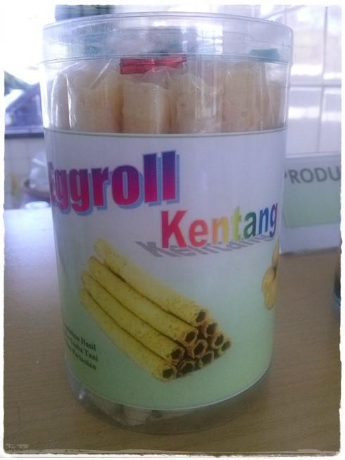 Eggroll Kentang