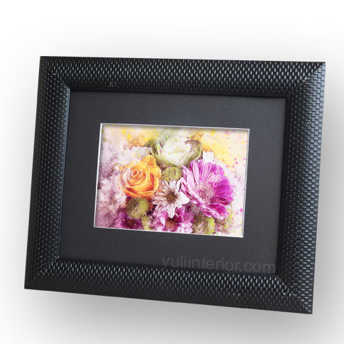 Still Life Framed Flowers Print Wall Frame in Port Harcourt Nigeria