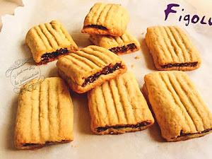 Biscuits aux figues comme des Figolus