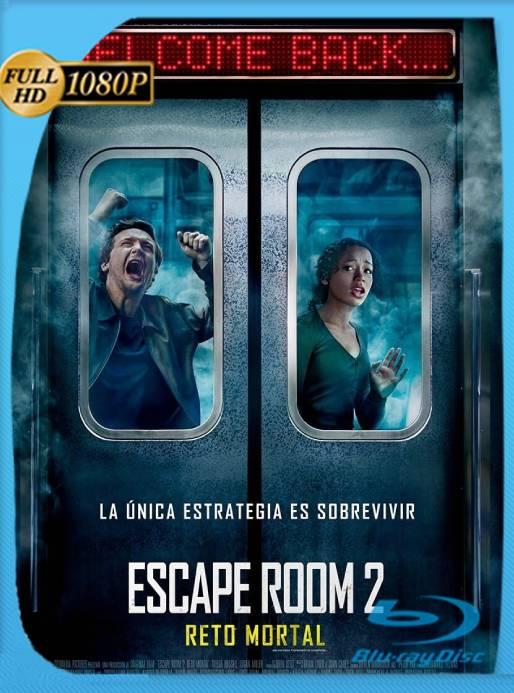 Escape Room 2: Reto Mortal (2021) EXTENDED BRRip 1080p Latino [GoogleDrive]