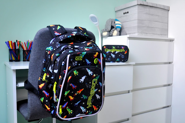 Plecak i piórnik CoolPack