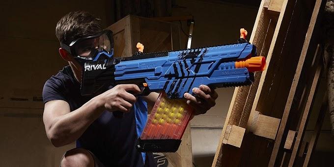 Nerf Rival Khaos MXVI-4000 Blaster xứng tầm hạng nặng