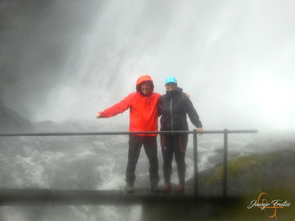 P1140150 - Ruta Las Tres Cascadas de Cerler con mucha agua