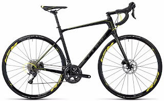Stolen Bicycle - Cube Attain GTC Disc