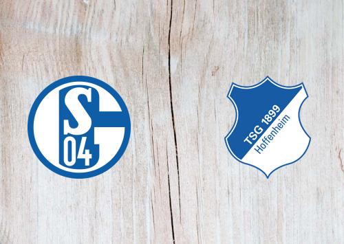 Schalke Hoffenheim 2020
