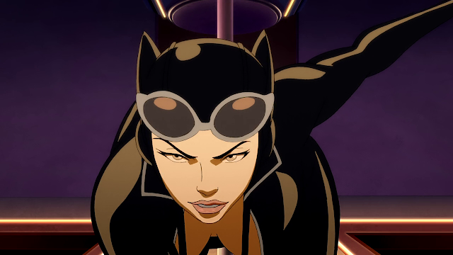 Catwoman (2011) Short Movie [English-DD5.1] 720p BluRay ESubs Download
