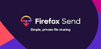 تطبيق Firefox Send