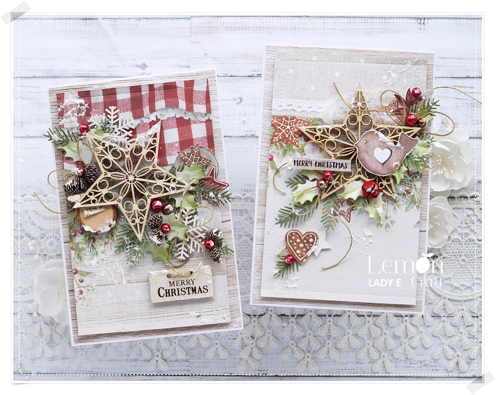 Flat Christmas Cards 2020 To Fit Into Envelope Lady E Design