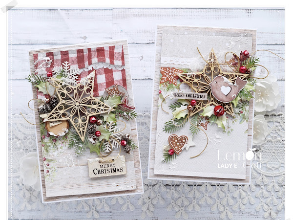 Flat Christmas Cards 2020 to Fit into Envelope