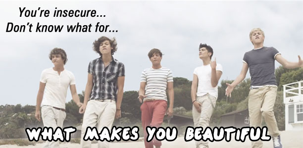 What Makes You Beautiful Chords - One Direction | Up All Night