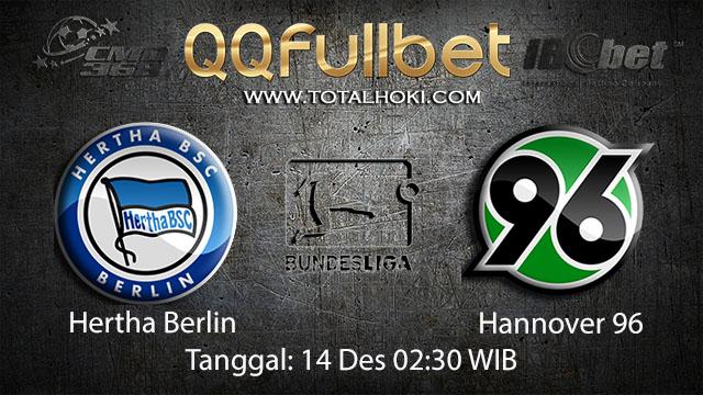 PREDIKSIBOLA - PREDIKSI TARUHAN BOLA HERTHA BERLIN VS HANNOVER 14 DESEMBER 2017 ( GERMAN BUNDESLIGA )