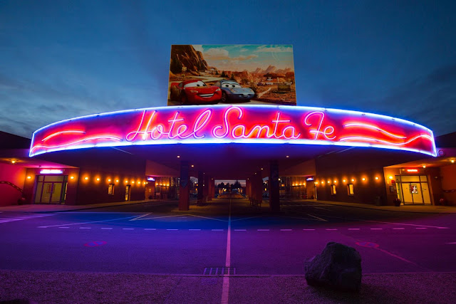 Disney, Disney Parks, Disneyland Resort Paris, Reopening, Disney's Hotel Santa Fe, Cars, Pixar, DLRP, DLP