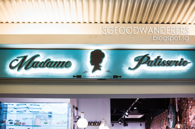 High Tea places in Singapore: MADAME PATISSERIE @ The Grandstand, Former Bukit Timah Turf Club