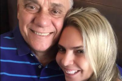 Namorada de Marcelo Rezende revela que era humilhada constantemente pela família dele