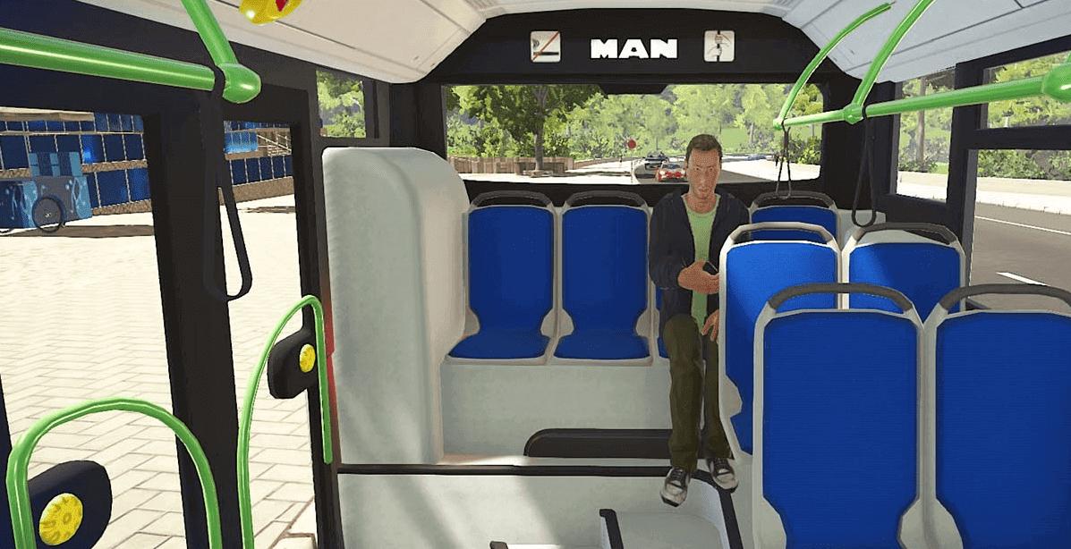 تحميل لعبة قيادة الباصات bus simulator 16 برابط مباشر
