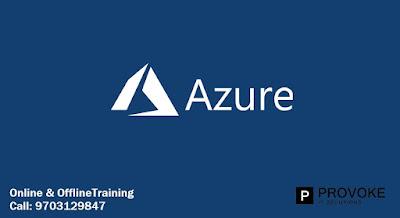 Microsoft Azure Training in Hyderabad