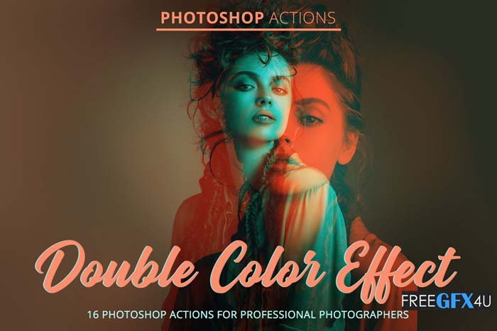 Double Color Effect Actions