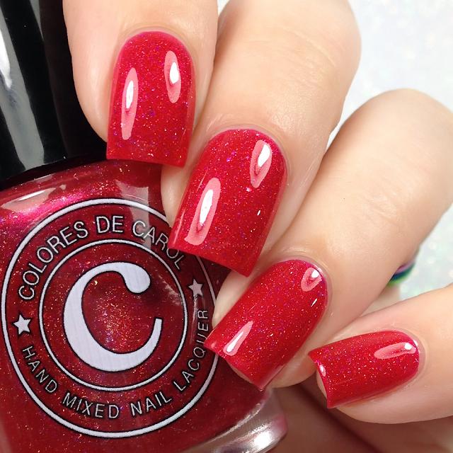 Colores de Carol-Red Square