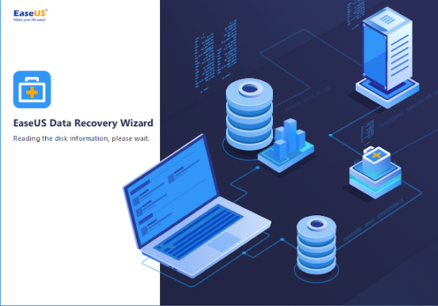 Download EaseUS Data Recovery Wizard 12.9.0 Full Crack with Serial Keygen