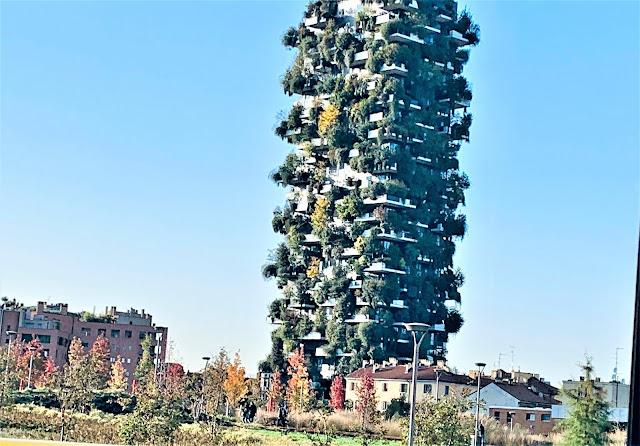 Boscoverticale, Portanuova, Milanitaly, Visitmilan, visititaly2019