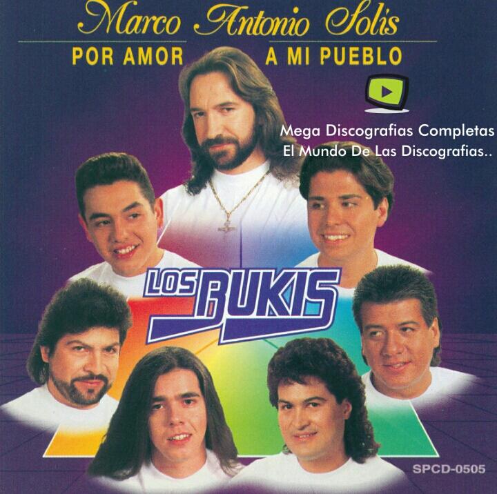descargar discografia de los bukis mp3 gratis