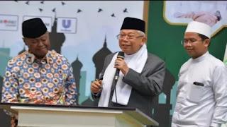 Indonesia Krisis, Fahri Hamzah: Kenapa Kyai Maruf Amin Masih Senyap?