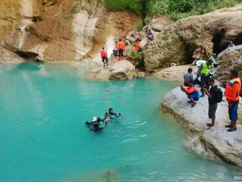 Wisatawan Gresik Tewas Di Air Terjun Ngelirip Tuban Official