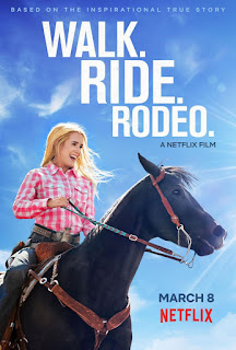 Andar Montar Rodeo Póster