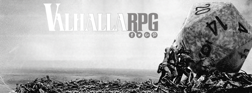 Valhalla RPG: Pathfinder PRD