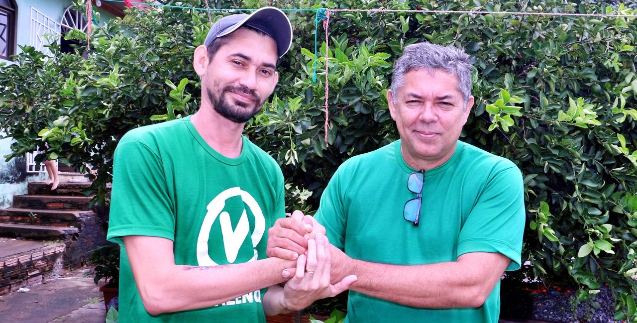Candidato do PV diz que fará campanha do tostão contra os milhões em Alenquer