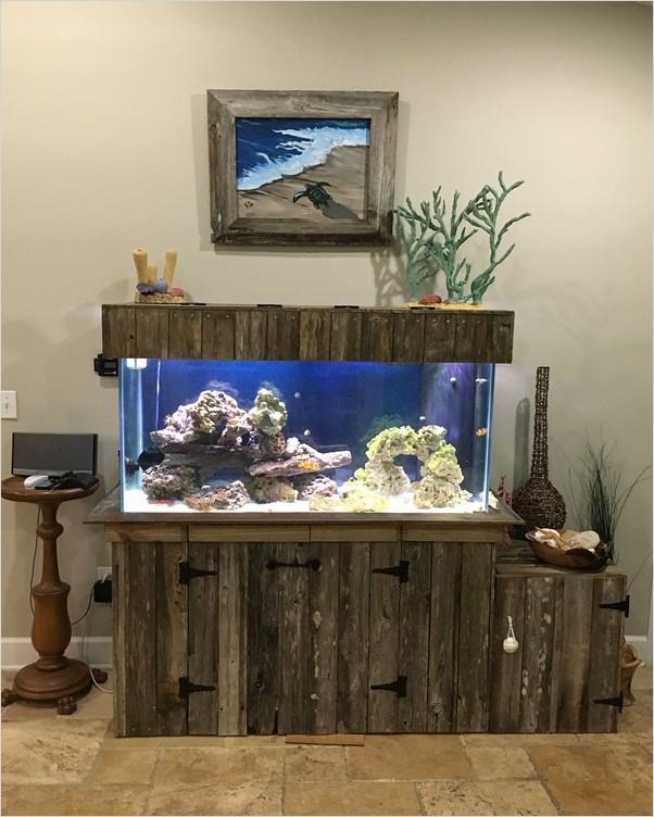 75 Gallon Fish Tank Stand Home Interior Exterior Decor Design Ideas