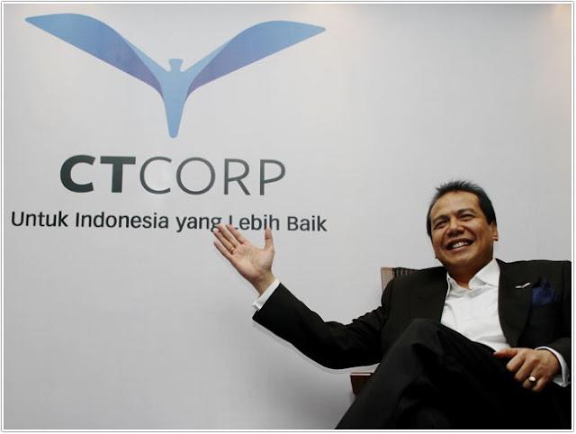 Chairul Tanjung;Sukses Bisnis Chairul Tanjung Bos CT Corp