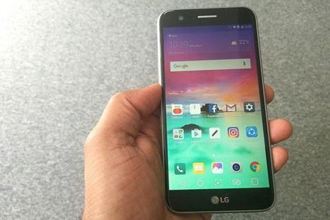 Harga LG K10 2017 dan Spesifikasi