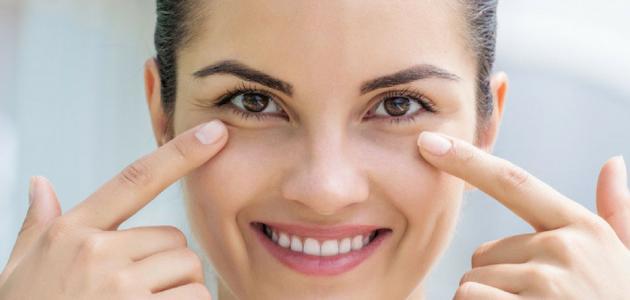 علاج السواد تحت العين بوصفات طبيعية وغير مكلفة
