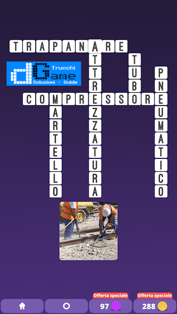 Soluzioni One Clue Crossword livello 16 schemi 3 (Cruciverba illustrato)  | Parole e foto