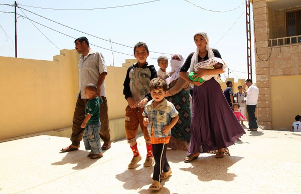 Many Iraqi Muslims Coming To Christ Through The Witness of Their Young Children