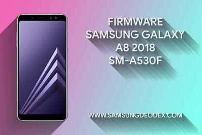 Samsung Firmware A530F DS A8 2018