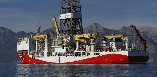 «Αν βάλει η Τουρκία γεωτρύπανο, θα παρέμβουν οι ΗΠΑ να χαρίσουμε θάλασσα»