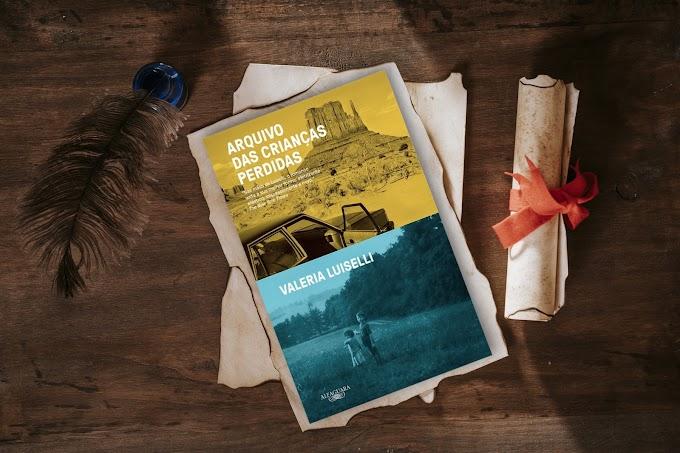 Arquivo das Crianças Perdidas | Valeria Luiselli