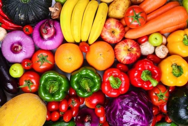 رجيم البروتين السريع, خضر وفواكه, اسماء فواكه, الخضروات الخضراء, فقدان الوزن