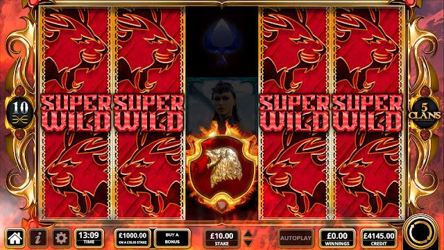 5 clans - super wilds mode