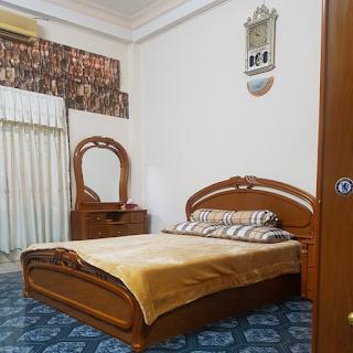 phòng ngủ nhà phố cư xá đài ra đa phường 13 quận 6
